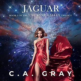 Jaguar audiobook cover art