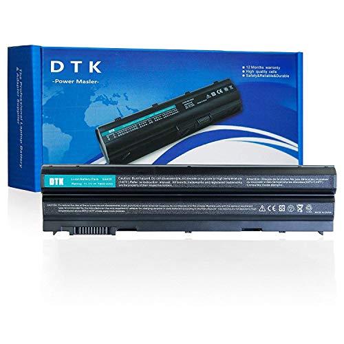 Dtk® Batterie Haute Capacité 9 Cellules pour Dell Latitude E5420 E5430 E5530 E6420 E6430 E6520 E6530 Inspiron 4420 5420 5425 7420 4720 5720 M421R M521R N4420 N4720 N5420 N5720 N7420 Vostro 3460 3560 Series - Dell Part T54fj [11.1v 7800mah ]