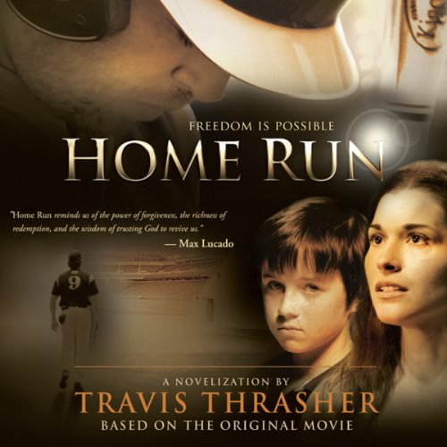 Home Run audiobook cover art