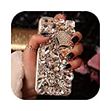 phone cover Coque pour Galaxy Note 20,Coque Renard Diamant Strass Bling pour Samsung Galaxy Note 20...