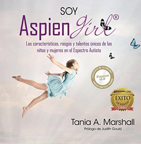 Libro AspienGirl, conoce el autismo en niñas