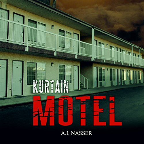 Kurtain Motel audiobook cover art