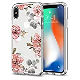 Spigen Liquid Crystal Blossom™ Case iPhone X