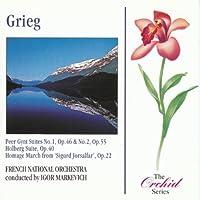 Grieg;Peer Gynt Suites 1+2