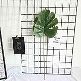 Lesf artificiel, palmier artificiel fougère tortue feuille plante branche d'arbre vert mariage Home Decor Home Decor
