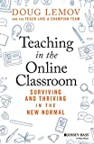 Teaching in the Online Classroom...