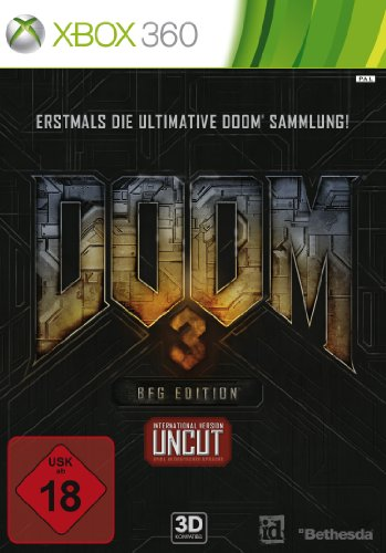 Doom 3 BFG Edition [Software Pyramide] - [Xbox 360]