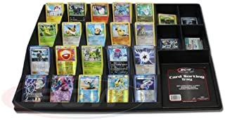 3 Ct. Card Sorting Trays for Sports - Gaming -Trading Cards
