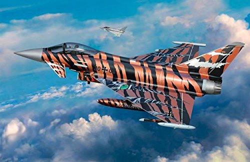 Revell RV3970 EUROFIGHTER Typhoon Bronze Tiger Kit 1:144 MODELLINO Model Compatible con