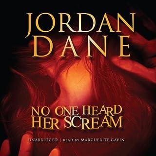 No One Heard Her Scream audiobook cover art