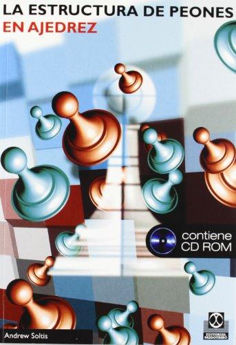 Estructura de peones en ajedrez, La (Libro+CD ROM)