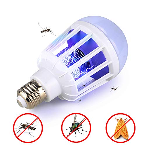 220V LED Mosquito Killer Bulb E27 / B22 LED Bulb voor Home Lighting Trap Lamp Insect Anti Mosquito Repeller Light