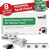 Alles für Bremen-Fans by Ligakakao.de vereins-Fahne ist jetzt das MAXIMAL SPAß Paket