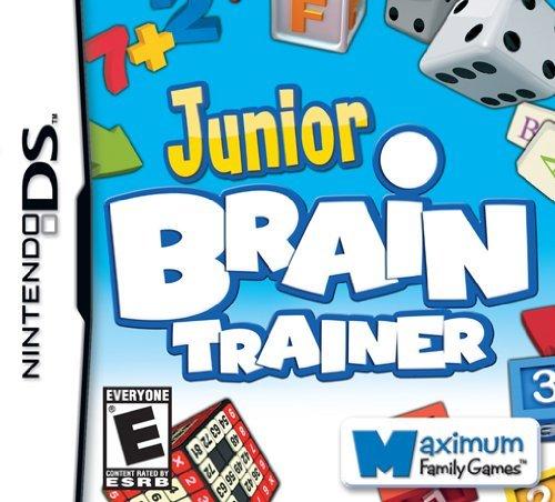 Junior Brain Trainer - Nintendo DS by Maximum Games