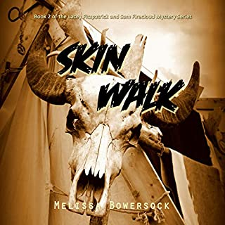 Skin Walk audiobook cover art