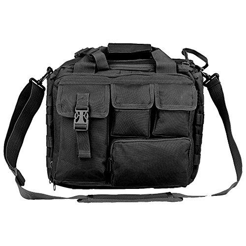 E-Bestar uomo esterno militare tattico di nylon spalla Caso Messenger Bag Borse computer portatile sacchetto Adatto 14 Inch Laptop iPad Air, Samsung Tablet