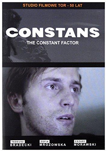 The Constant Factor (Constans) (Digitally Restored) [DVD] [Region Free] (English subtitles)