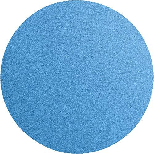 Klingspor Discos de lija PS 21 FK de 180 mm de diámetro, sin perforar, 1 unidad, grano: 80