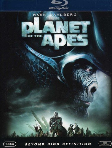 Planet Of Apes (2001) [Edizione: Stati Uniti] [USA] [Blu-ray]