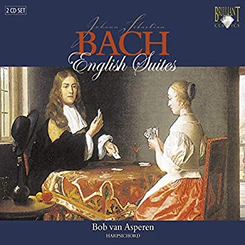 J.S. Bach: English Suites, BWV 806-811