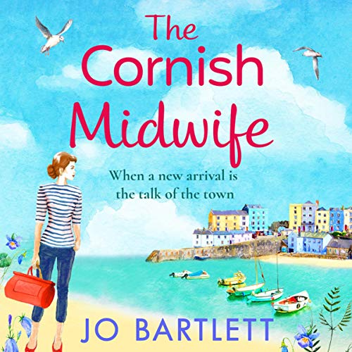 The Cornish Midwife cover art