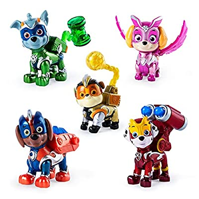Patrulla Canina Figuras Heroes Mighty Pups Modelos Surtidos (BIZAK 61926658) por Bizak