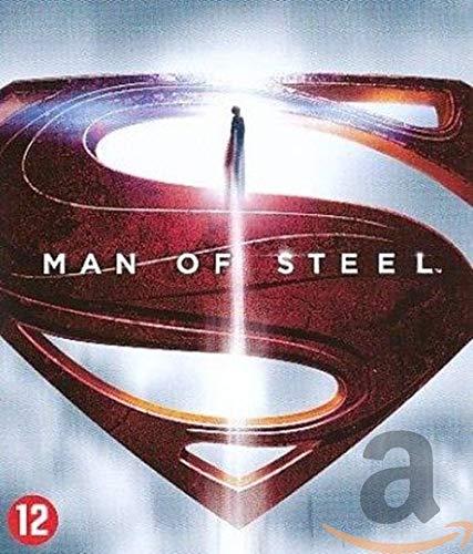 DVD MAN OF STEEL/BLU-RAY