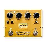 MXR エフェクター M287 サブ オクターブ ベース ファズ Sub Octave Bass Fuzz