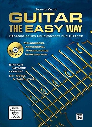 Guitar The Easy Way - Pädagogisches Lehrkonzept für Gitarre