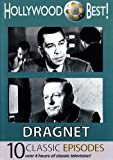 Hollywood Best! DRAGNET - 10 Classic Episodes!