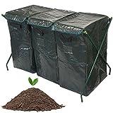 300L Garden Tacho de basura de Eco amigable orgánico Compost...