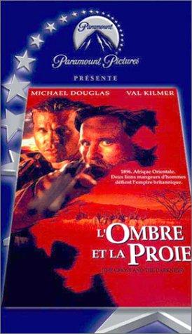 L'ombre et la proie [Francia] [VHS]