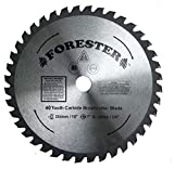 Forester 10' 40 Tooth Carbide Brush Cutter Blade