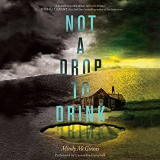 Not a Drop to Drink audiobook cover art