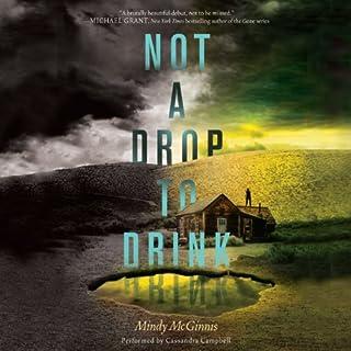 Page de couverture de Not a Drop to Drink