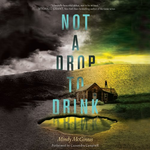 Couverture de Not a Drop to Drink