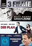 Matt Damon - 3-Movie-Set