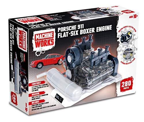 Haynes First Tech MWHPE1 Model Porsche Engine