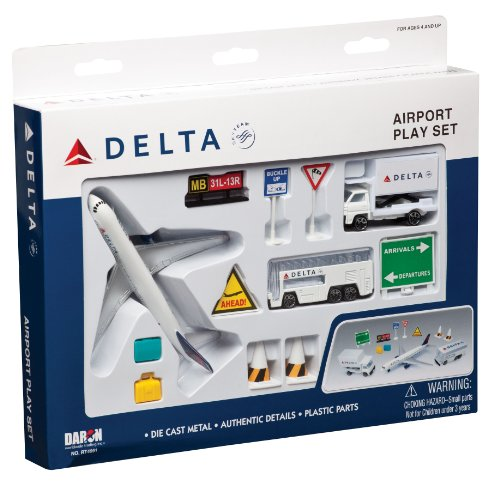 Airline Play Sets Delta