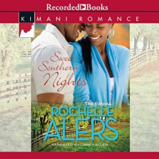 Sweet Southern Nights                   By:                                                                                                                                 Rochelle Alers                               Narrated by:                                                                                                                                 Corey Allen                      Length: 8 hrs and 53 mins     100 ratings     Overall 4.5