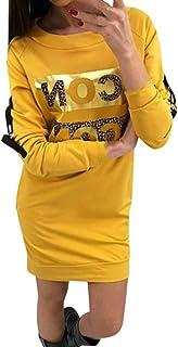 Amarillo One Piece Sin Capucha Abrigo Mujer Invierno Otoño Outwear Mujer Vestir Adolescentes Chicas Casual con Bolsillo Vintage Sudaderas Inside
