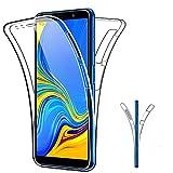 LCHULLE Hülle für Samsung Galaxy A6 2018(5.6 Zoll)