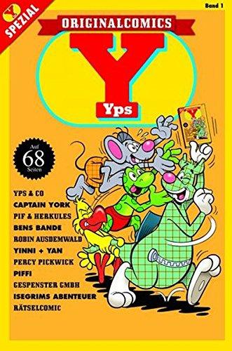 YPS Orginalcomics Band 1