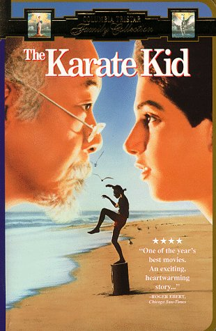 The Karate Kid [VHS]