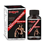 FOX HUNT Testosterone Booster For Men With Safed Musli Extract, Tribulus Terrestries Extract,...