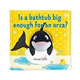Best Bath Books - Soapy Stories Finger Puppet Bath Book, Orca Review