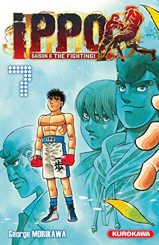 Ippo, saison 6 : The Fighting !, Tome 7 : : 07