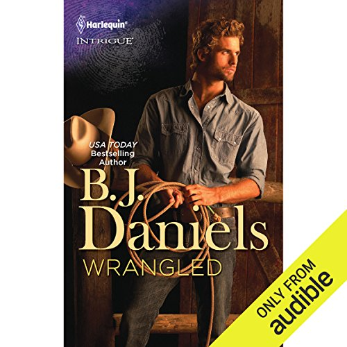 Wrangled                   By:                                                                                                                                 B. J. Daniels                               Narrated by:                                                                                                                                 Amanda Cobb                      Length: 6 hrs and 23 mins     30 ratings     Overall 4.4