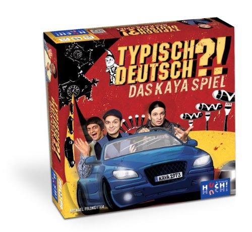 Huch! & friends 878311  Typisch Deutsch - Das Kaya-Yanar-Spiel - Michael Feldkötter