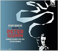 Henry Mancini: Music From Peter Gunn by Harmonie Ensemble New York (2014-04-28)